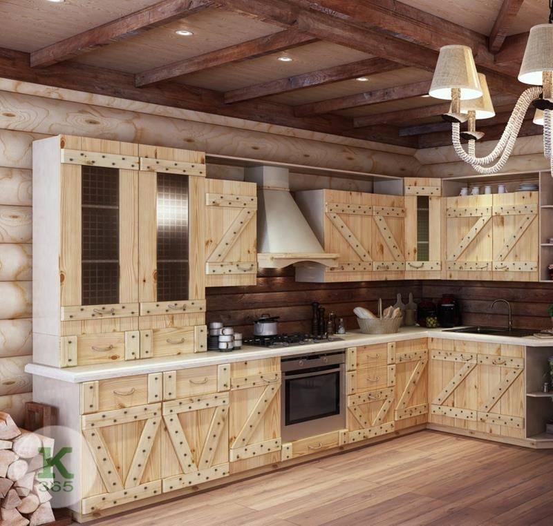 Кухня из бука Квадрато артикул: 101250
