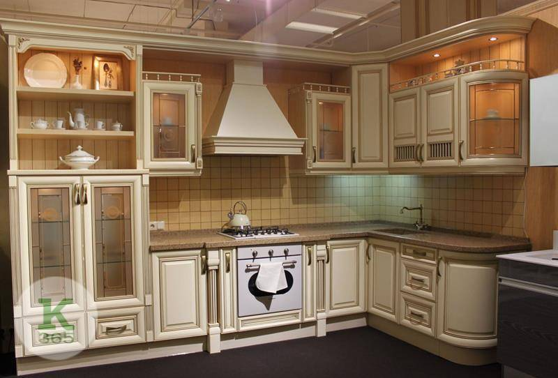 Кухня из бука Саванна артикул: 101701