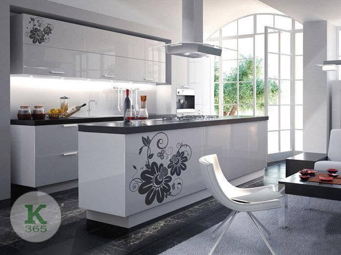 Длинная кухня Жемчужный ясень артикул: 0001019697