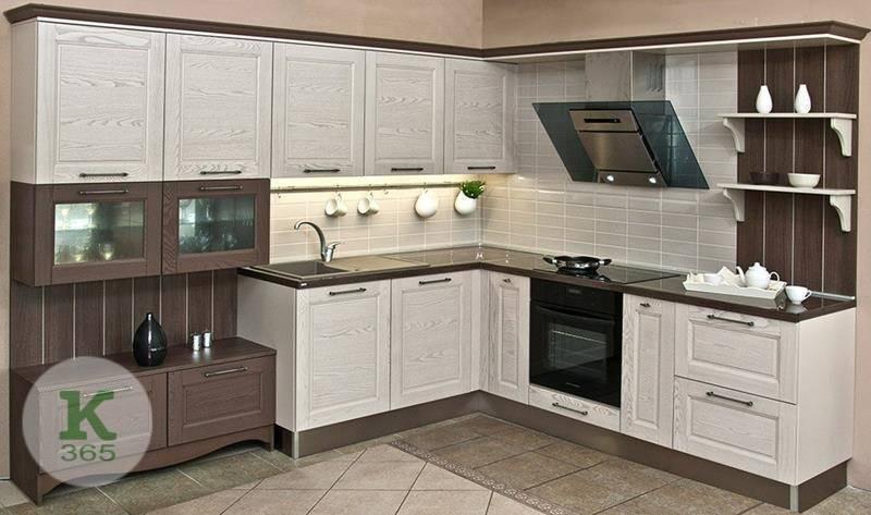 Кухня из бука Стриата артикул: 102605