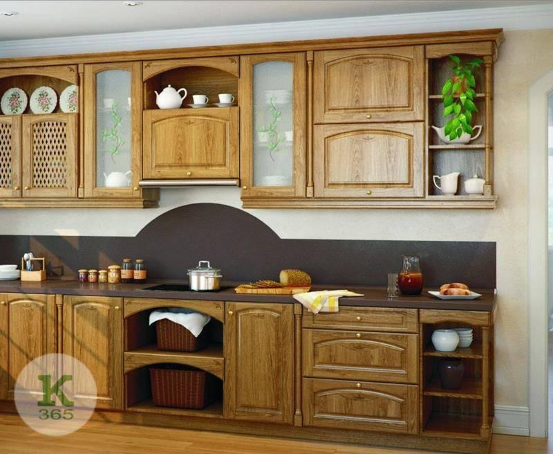 Кухня из бука Коминация артикул: 103513