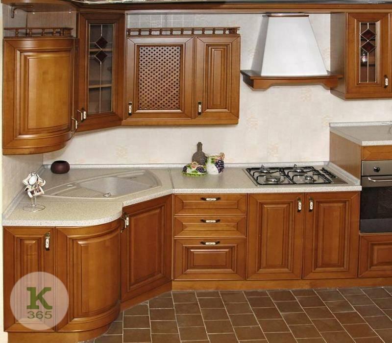 Кухня из бука Риф Белоснежный артикул: 104425