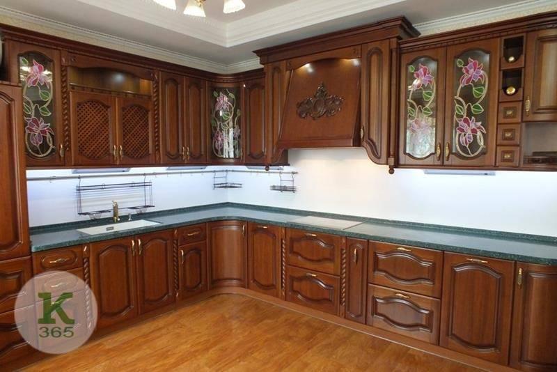 Кухня из бука Кристал артикул: 105800