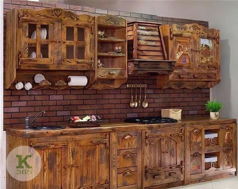 Кухня из бука Империя Рандэ артикул: 106261
