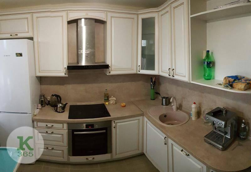 Кухня с антресолью Женский каприз артикул: 000115532