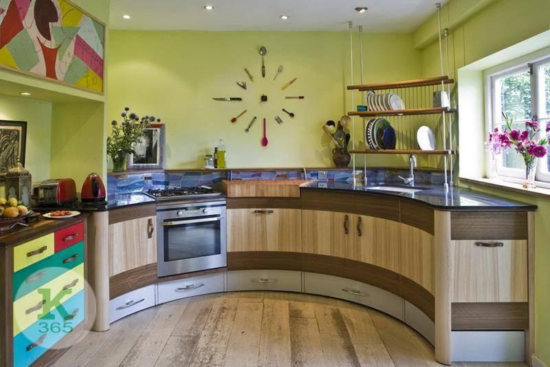 Круглая кухня Уно артикул: 132613