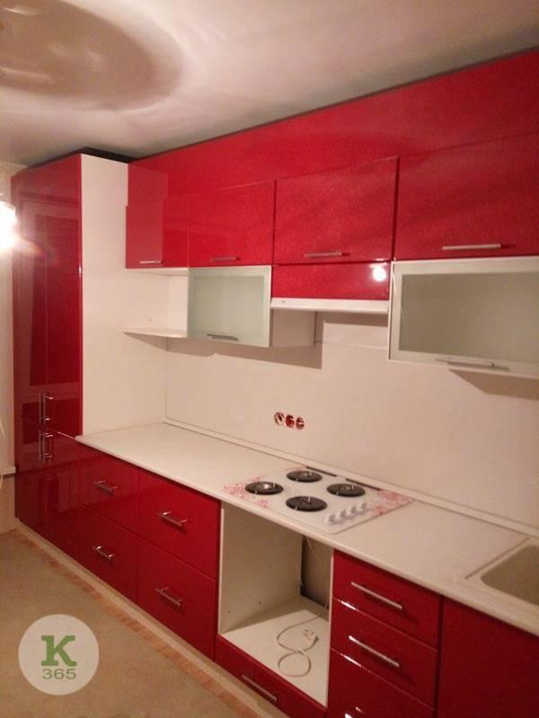 Красная кухня Анна артикул: 00013340