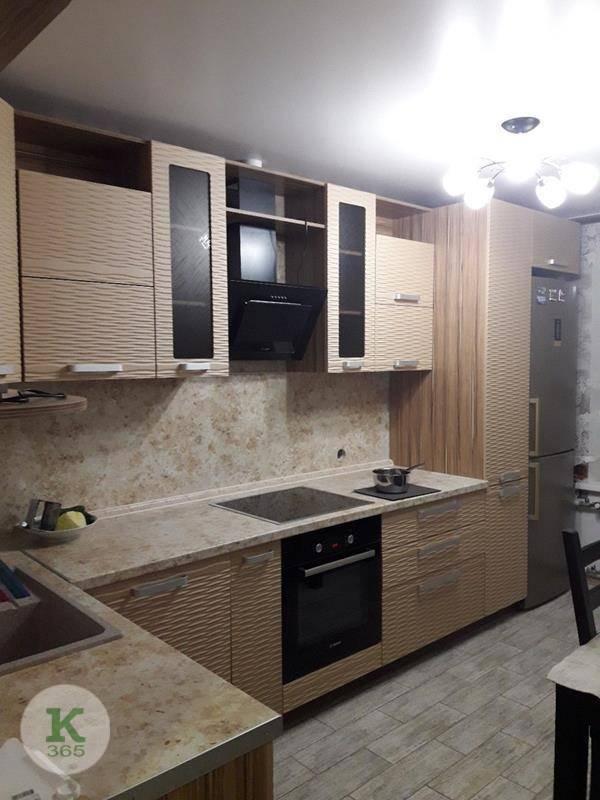 Кухня с антресолью Делина артикул: 000149073