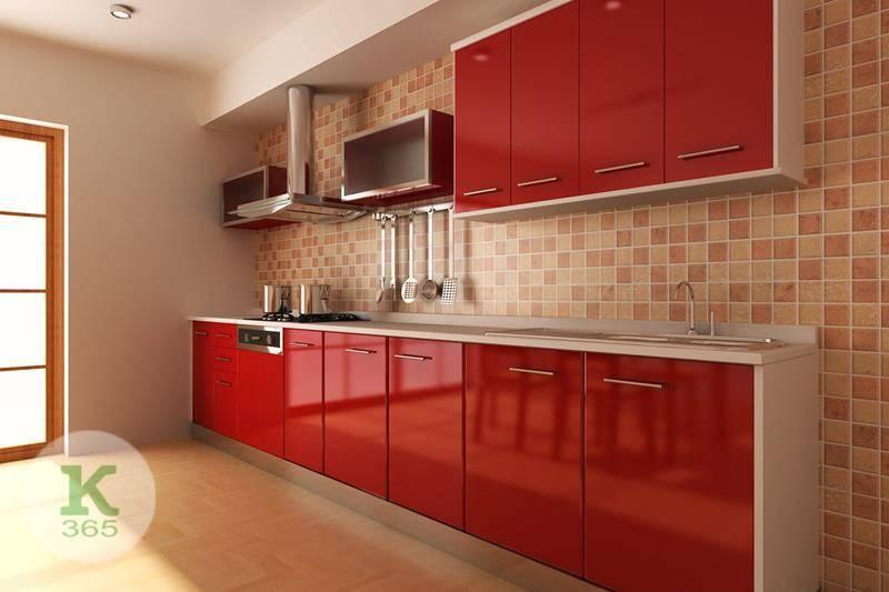 Красная кухня Тоскано артикул: 155682