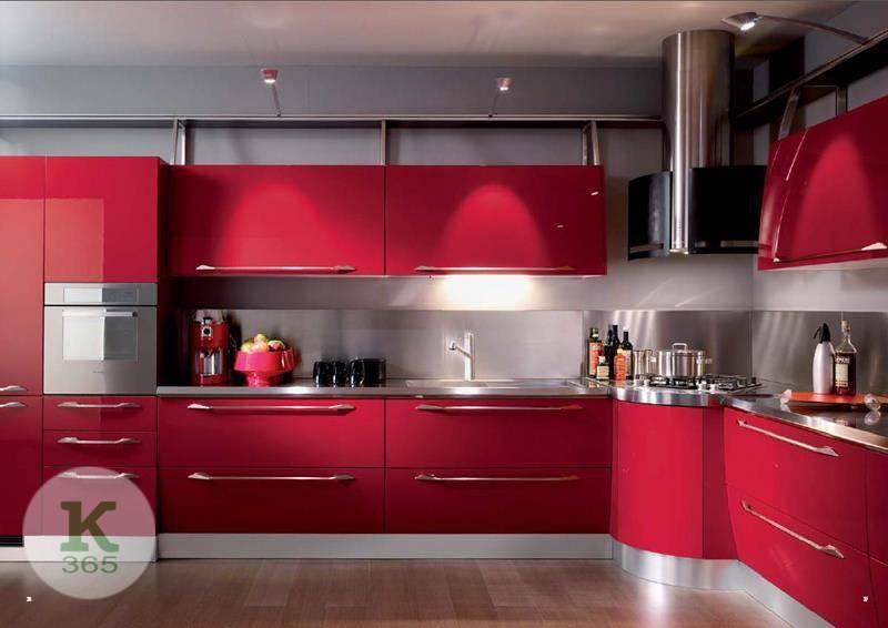 Красная кухня Сантия артикул: 157922