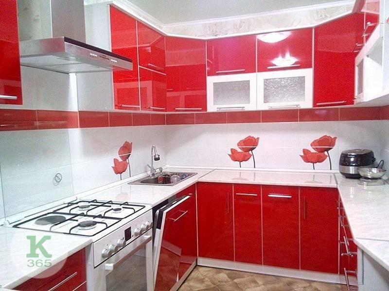 Красная кухня Евгения артикул: 160745