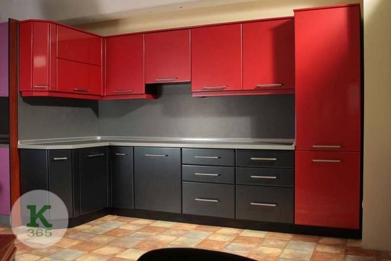Красная кухня Сольвейг артикул: 163021