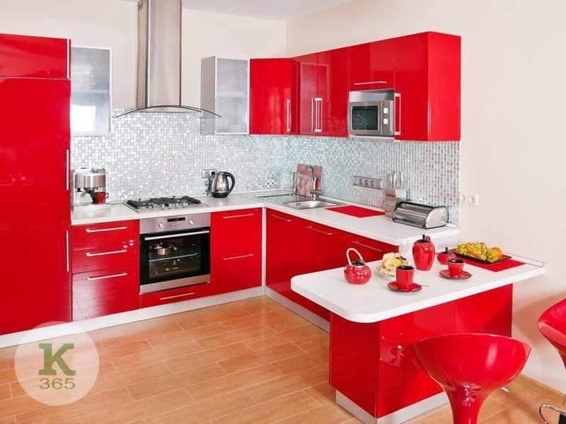 Красная кухня Рига артикул: 164165