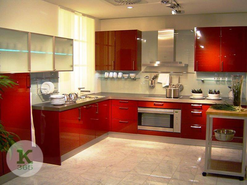 Красная кухня Мадрид артикул: 165313
