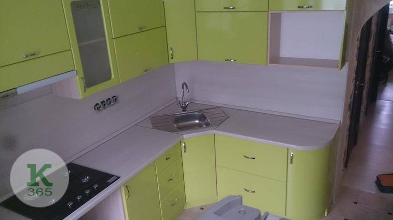 Кухня с антресолью Медведева артикул: 00017424