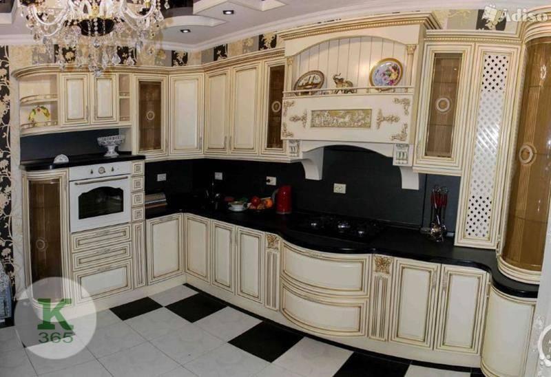 Кухня с патиной Успех артикул: 190345