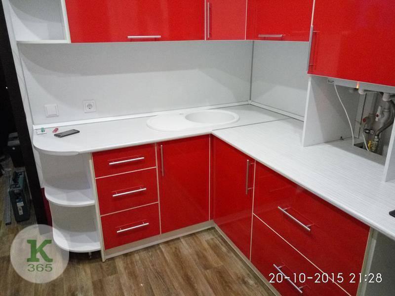 Красная кухня Валентина артикул: 00029447