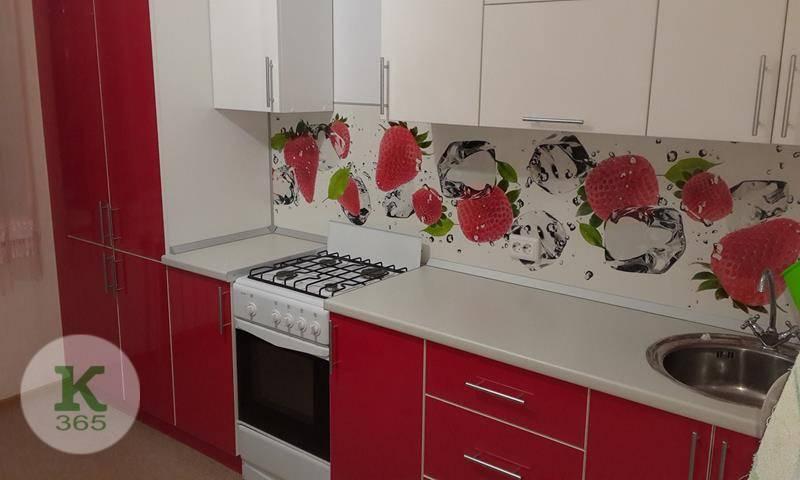 Красная кухня Альбано артикул: 00030590