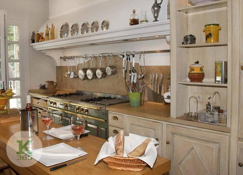 Кухня с открытыми полками Ариана Квадро артикул: 366368