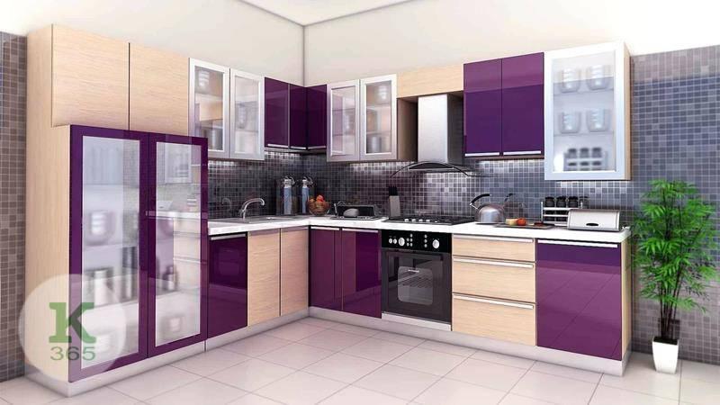 Кухня баклажан Классика Квадро артикул: 373248