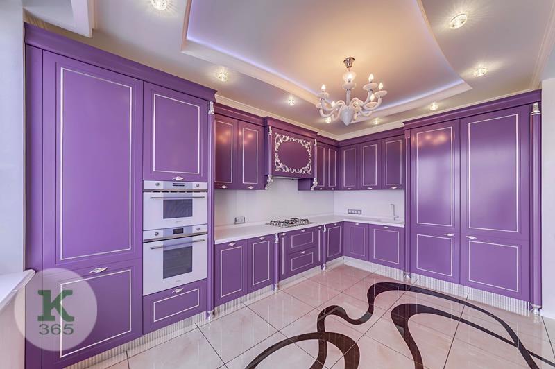 Кухня баклажан Борго Квадро артикул: 378450