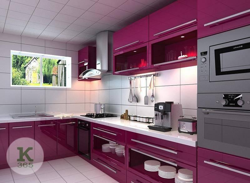 Кухня баклажан Федерика Квадро артикул: 383688