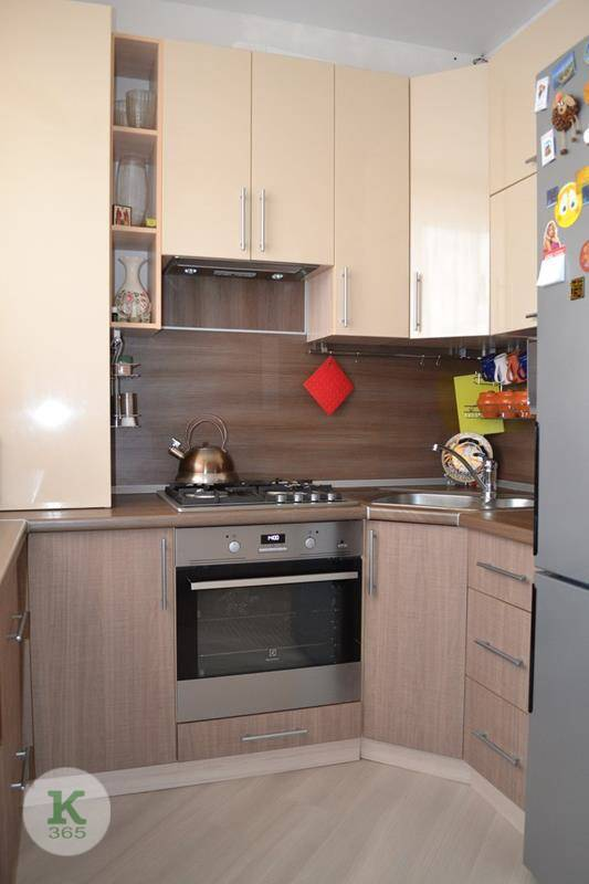 Кухня капучино Николь артикул: 00041861