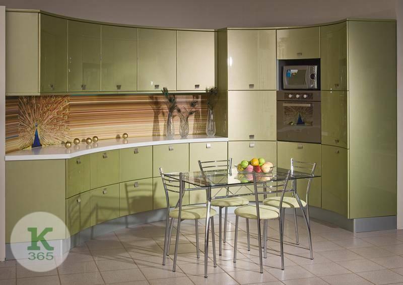 Фисташковая кухня Дарина Квадро артикул: 516128