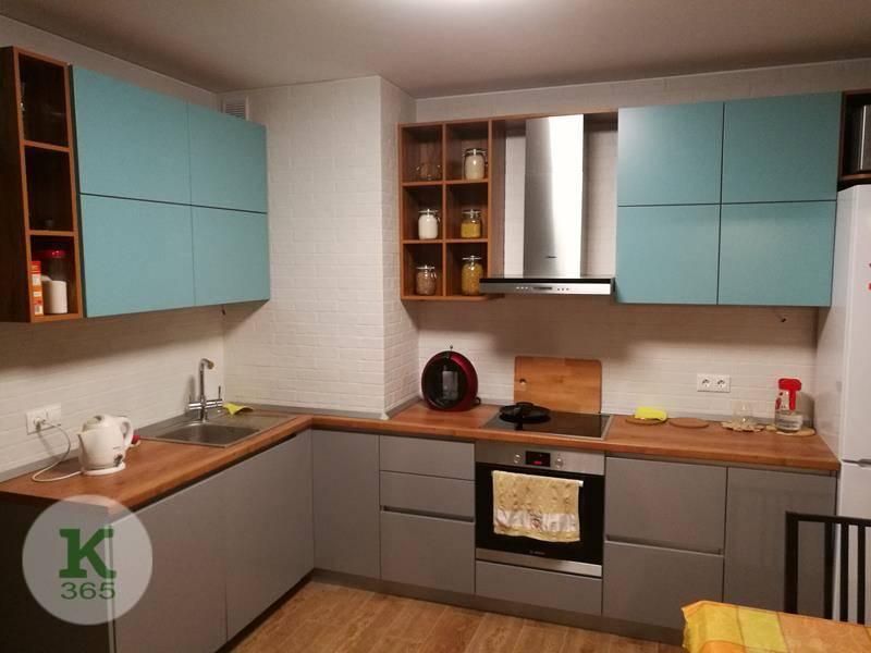 Бирюзовая кухня Позитано артикул: 000531878