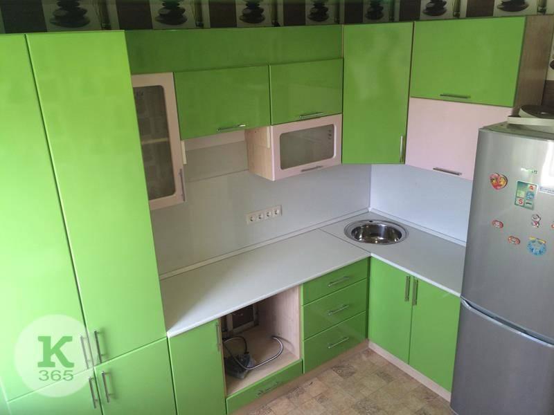 Кухня с антресолью Милан артикул: 0006273