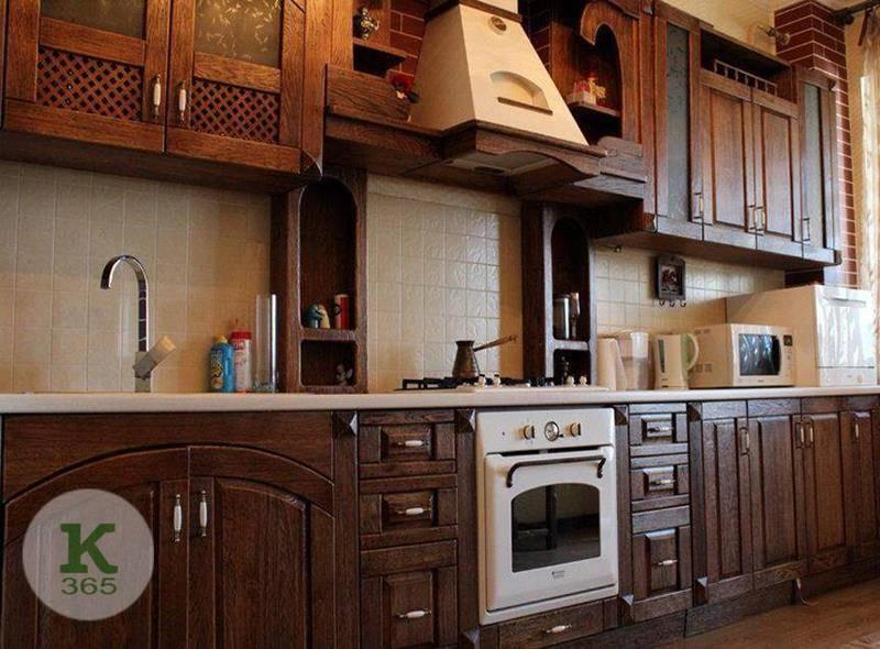 Кухня из дерева Флавия артикул: 72581