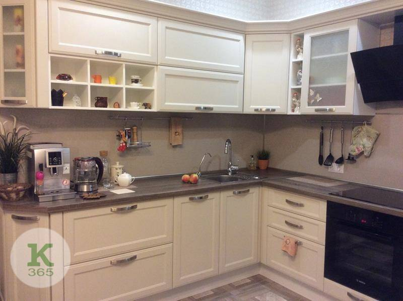 Кухня белый дуб Айленд артикул: 000823556