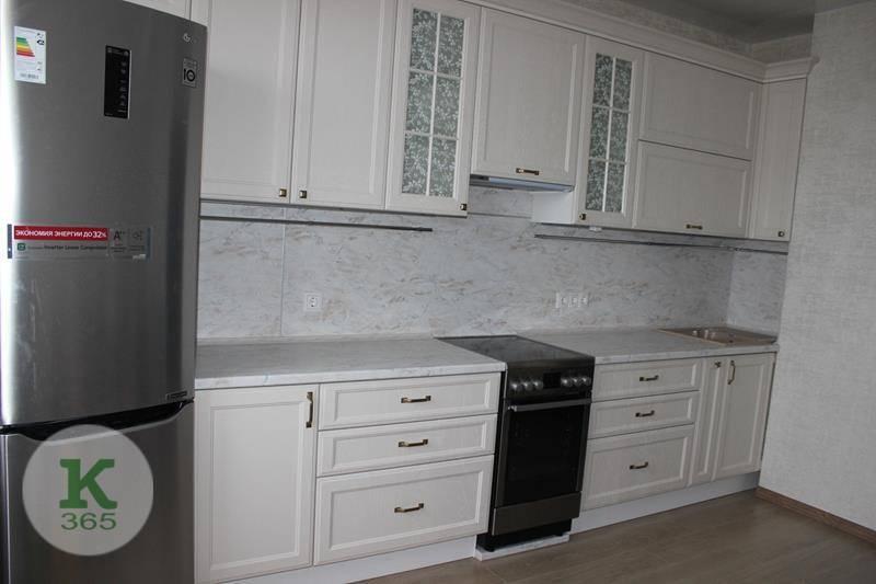 Кухня белый дуб Ирши артикул: 000947702