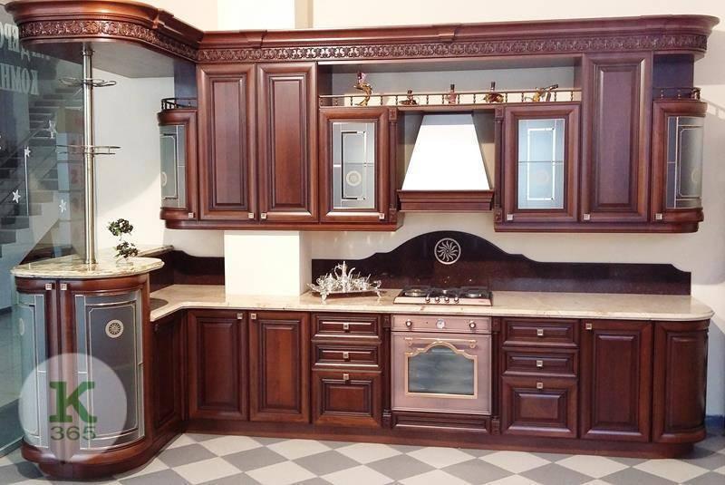 Кухня из бука Метро артикул: 95485