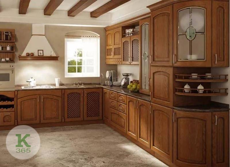 Кухня из бука Сильвио артикул: 96800